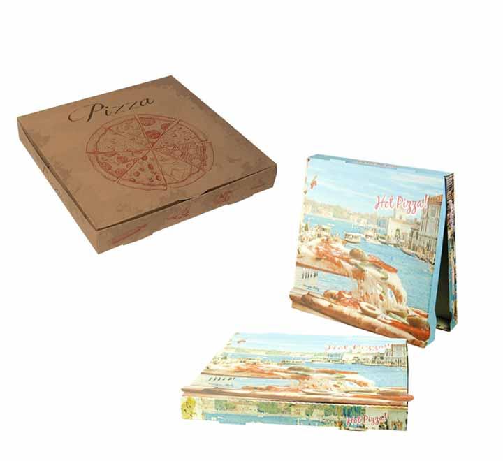 Κουτί Πίτσας Microwelle Ιταλίας 50cm x 50cm