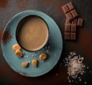 Ρόφημα Σοκολάτας Mokaya 35% Κακάο – Καραμέλα με Αλάτι Ιμαλαΐων 500gr