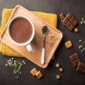 Ρόφημα Σοκολάτας Mokaya 35% Κακάο – Toffee (Καραμέλα Βουτύρου) 500gr