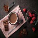 Ρόφημα Σοκολάτας Mokaya 35% Κακάο – Βατόμουρο (Raspberry) 500gr