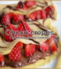 Πραλίνα Επικάλυψης Choco Crepes 13kg