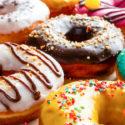 Μίγμα Ζαχαροπλαστικής Super Donut 100%