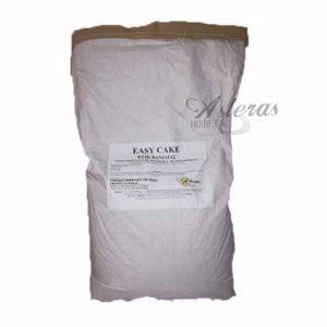 Μίγμα Ζαχαροπλαστικής Easy Cake Vanilla