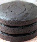 Μίγμα Ζαχαροπλαστικής Παντεσπάνι Μαύρης Σοκολάτας(Dark Chocolate)