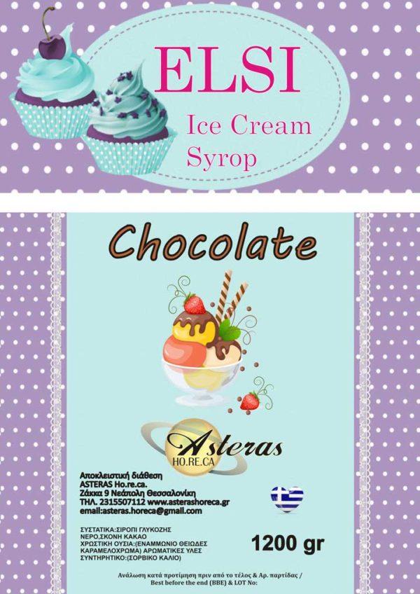 Σιρόπι Παγωτού