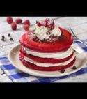 Μείγμα Βάφλας – Pancake Red Velvet Passion Fruit – Waffles & Pancakes Mix