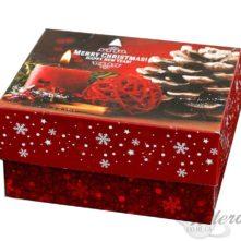 Κουτί Ζαχαροπλαστείου Χριστουγεννιάτικο 10kg